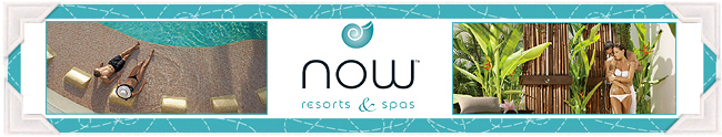 Now Resorts Honeymoon Registry