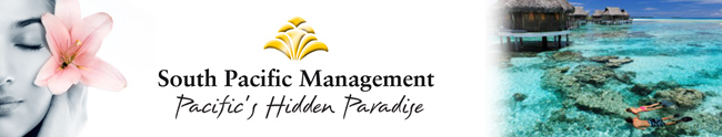 South Pacific Management Honeymoon Registry