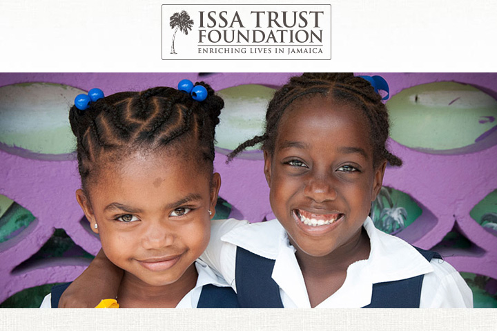 Contribution to The Issa Trust Foundation