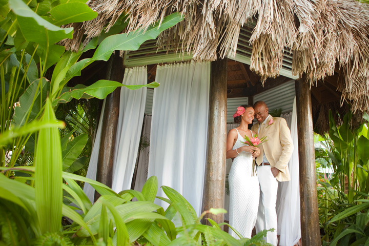 Tropical Wedding Package
